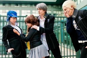 Persona 4: Are these measurements right? by BLUEsteelProductions