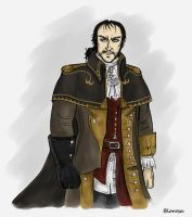 Charles Lee by Blorosa