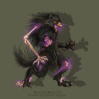 Wolvenwraith by vinree