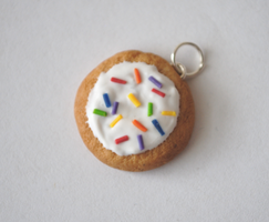 Sugar Cookie Charm by ClayRunway