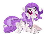 Paper Pony: Emi by IEatedAUnicorn