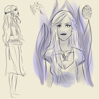 Daenerys Stormborn by CHAOTIKproductions