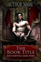 Dark Prince buy-and-go Book Cover by 3D-Fantasy-Art