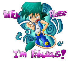 Albiorix - I'm Fabulous by Any1995