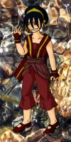 Toph- bring it on by Mikha