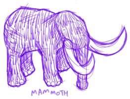 mammoth by MANeatingCLOTHES