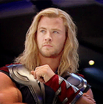 Thor on The Avengers (Gif) by Marianagmt