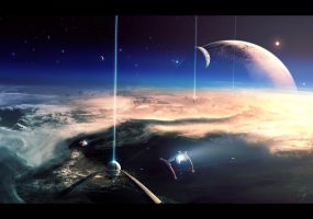 Morning Gale by JoeyJazz