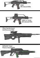 Military Waepon Variants 15 by Marksman104