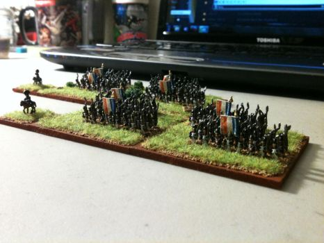 6mm Napoleonics 69 by DarvenTravos