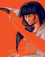 Face Off WIP by Audrey-Taft