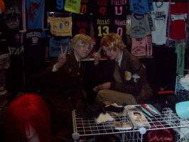 MetroCon09: England and USA by Butterflier00