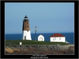 Point Judith Lighthouse by ScaperDeage