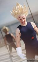 Majin Vegeta Cosplay .:Feel the fear:. by Alexcloudsquall