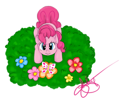 Pinkie Pie 1 by Neko-pinku