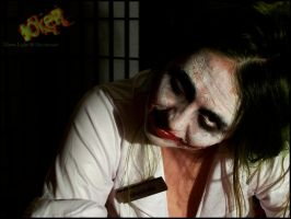 Make Up Test Teaser - Joker 02 by Maru-Light