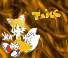 Tails pose 2 by tails1