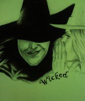 WICKED by cReaTor-of-aRt