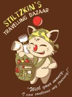 Stiltzkins Travelling Shop by Twisted-Melody