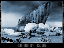 Darkart_death_ship by borderline