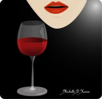 Red Red Wine by michelledh