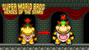 SMBHotS Bowser Jr sprites changed by KingAsylus91