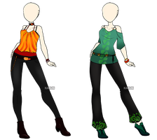Custom Fashion 2 by Karijn-s-Basement