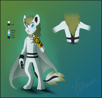 Chirogo design for Azylumin by AbsoluteDream