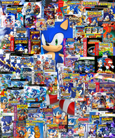 Sonic's Games by sonictoast