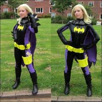 Batgirl - Stephanie Brown by MissShagrath