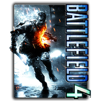 Battlefield 4 icon3 by pavelber