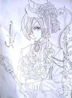 Ciel Phantomhive by soulprincess