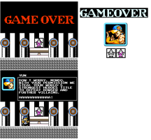 Game Over by Greasy-LucarioYun