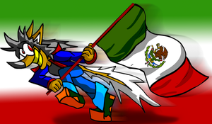 Viva Mexico by kritken