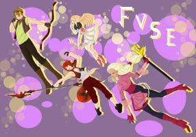 Team FVSE by Versaill