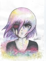 Crona Watercolour by Gotashi-Chan