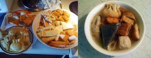 Oden with treasure bag recipe by LunarBerry