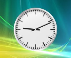 Simple Clock HD for xwidget by jimking