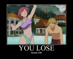 You lose by Vert8472