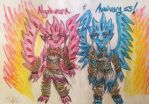 Doodle: Furious Chibis by Socoolgirl94