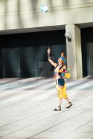 Otakon '13 - Blitzball by FushichoCosplay