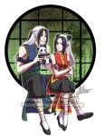 Shang and Xiong by YoukaiYume