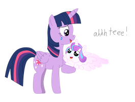 Aunt Twilight by Supersonia