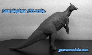 Saurolophus 1/35 scale by GalileoN