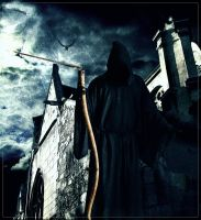 The Grim Reaper by crilleb50