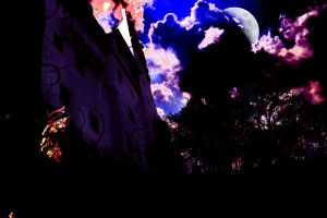 Art Coursework.Nighmare World. by symyx