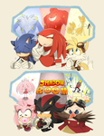 Sonic Boom:In their mind. by Unichrome-uni