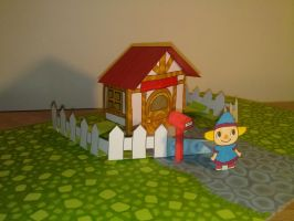 Animal Crossing The Pop Up by WillziakDS