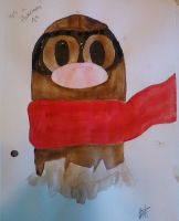 The Red Baron Diglett Lives by pixie-punk