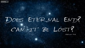 Eternal Lost- Hebrews 10:14 by SympleArts